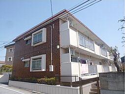 東京都練馬区田柄4丁目の賃貸マンションの外観