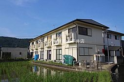 岡山県岡山市中区国府市場丁目なしの賃貸アパートの外観