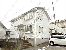 神奈川県横浜市戸塚区原宿1の賃貸アパートの外観