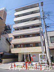 大阪府大阪市阿倍野区美章園1丁目の賃貸マンションの外観