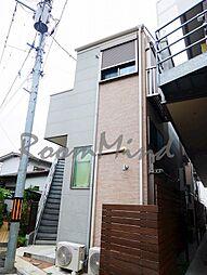 神奈川県横浜市神奈川区松見町2丁目の賃貸アパートの外観