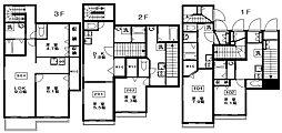 MaisonGrace南長崎[102号室号室]の外観