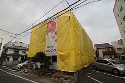 広島県広島市中区千田町2丁目の賃貸アパートの外観