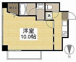 リッツ・ドエルマンション[4階]の間取り