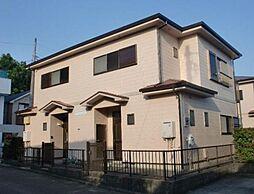 [タウンハウス] 神奈川県横浜市都筑区牛久保西3丁目 の賃貸【/】の外観