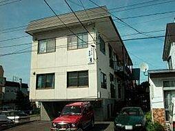 クラーク東札幌[202号室]の外観