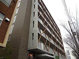 プラマー5番館[4階]の外観
