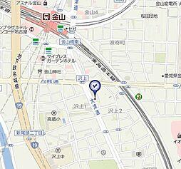 金山駅 1.7万円