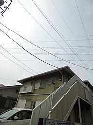 ファインハウスカミキII[2階]の外観