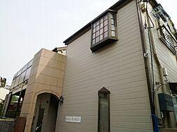 東京都練馬区早宮1の賃貸アパートの外観