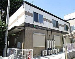 JR中央本線 国分寺駅 徒歩8分の賃貸アパート