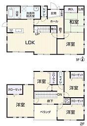 男川駅 2,899万円