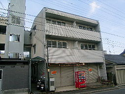 コーポ上野[201号室]の外観