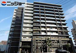 ロイジェント新栄IV[12階]の外観