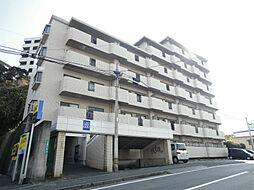 福岡県北九州市八幡東区槻田2丁目の賃貸マンションの外観