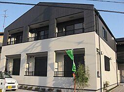 大阪府摂津市千里丘5丁目の賃貸アパートの外観