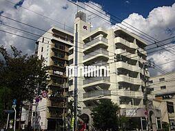 アルファ富田町[3階]の外観