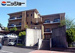 三渓ヒルズ D棟[1階]の外観