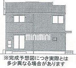 [一戸建] 岡山県岡山市北区白石西新町 の賃貸【/】の外観