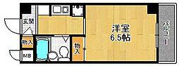 ピッコロフィオーレ[2階]の間取り