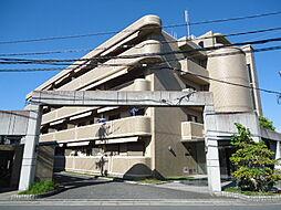 大阪府大東市灰塚2丁目の賃貸マンションの外観
