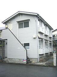 ハイツ松田[202号室]の外観