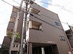 大阪府吹田市千里山東2丁目の賃貸マンションの外観