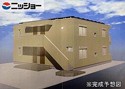 仮)中川区中須町ヘーベルメゾン[1階]の外観
