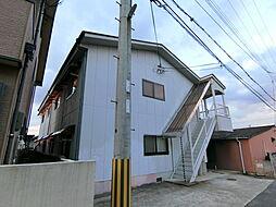 薮内ハイツ[1階]の外観