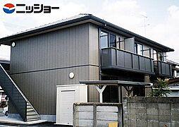 ソフィアコート西沢[2階]の外観