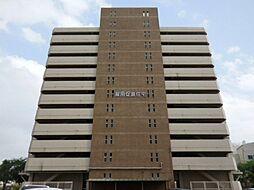 ビレッジハウス南清水タワー[10階]の外観
