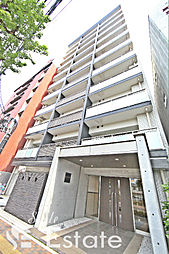 愛知県名古屋市東区白壁4丁目の賃貸マンションの外観