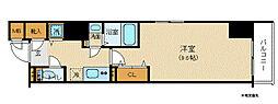 フェニックス新横濱参番館[2階]の間取り