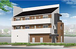 (仮称)港区新川町II 新築アパート[101号室号室]の外観