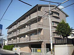 真田マンション[1階]の外観