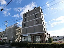 エクレールミヤケ[4階]の外観