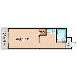 コンフォート南塚口パートI[5階]の間取り