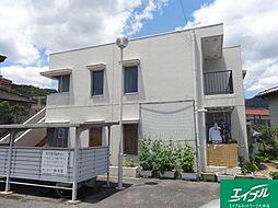 滋賀県大津市南志賀2丁目の賃貸マンションの外観