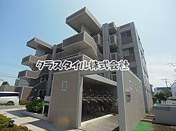 神奈川県厚木市林1丁目の賃貸マンションの外観