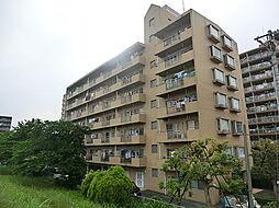 多摩リバビューマンション bt[4階]の外観