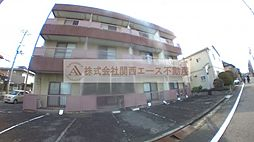 仁田マンション[2階]の外観