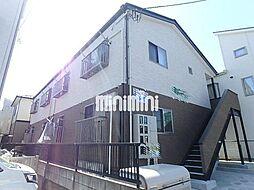 宮城県仙台市若林区荒井3丁目の賃貸アパートの外観