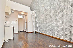 古西アパート[2階]の外観