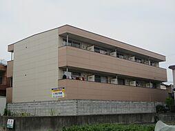 フィオレット合川[3階]の外観