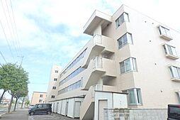 ドミール赤坂[4階]の外観