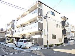大阪府大阪市平野区加美東4丁目の賃貸アパートの外観