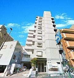 東京都国分寺市本町2の賃貸マンションの外観