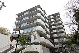 兵庫県神戸市北区大原1丁目の賃貸マンションの外観