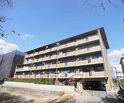 京都府京都市右京区嵯峨柳田町の賃貸マンションの外観