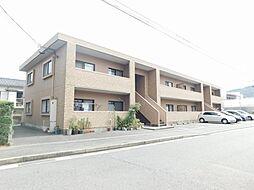 福岡県北九州市小倉南区徳吉西1の賃貸マンションの外観